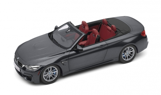 BMW M4 Cabrio 1:18 scale Die cast model car - NEW - Collectors Item - LIMITED EDITION