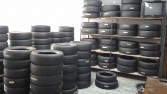 Good second hand tyres and wheels all sizes