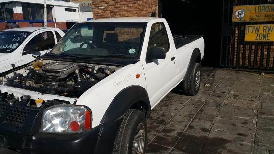 Nissan Hardbody 2.5 Turbo Diesel