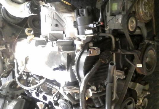 Mazda/Ford Ranger Engine 2 Liter 12 Valve
