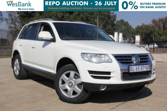 Wesbank Bank Repo Car Auction 26 July Junk Mail