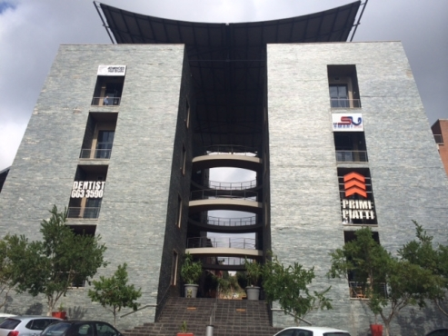 PRIME OFFICE SPACE TO LET AT CENTURION GATE!!