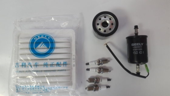 Geely MK Services Kits