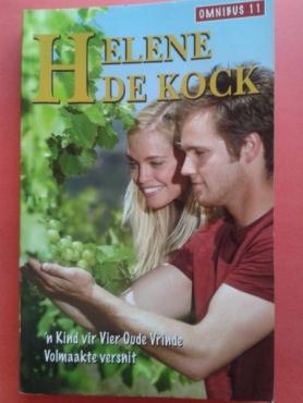 Omnibus 11 - Helene De Kock. Gewildste wynlandverhale.