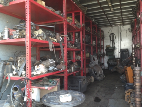 Wild Range Of Used Truck Parts And Engine Parts!!