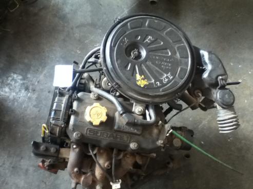 Subaru 3 Cylinder Engine For Sale