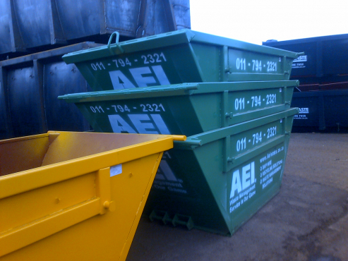 On sale are skip bins in bulk,hurry and call us to place