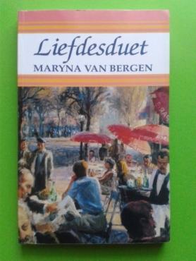 Liefdesduet - Maryna Van Bergen.
