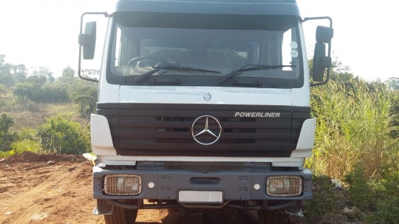 Mercedes Benz 2629 Powerliner 10 Cube Tipper Truck
