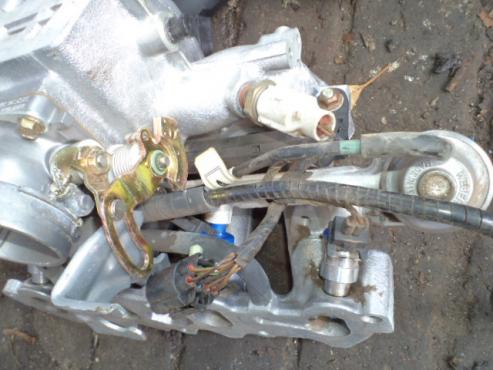 Ford Explorer inlet manifold