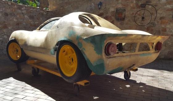 1965 Ferrari Dino 206SP Replica