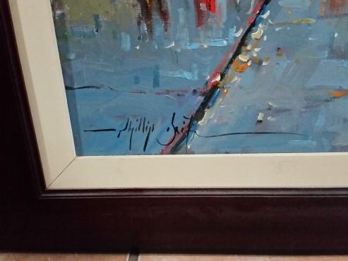 Philip Britz art