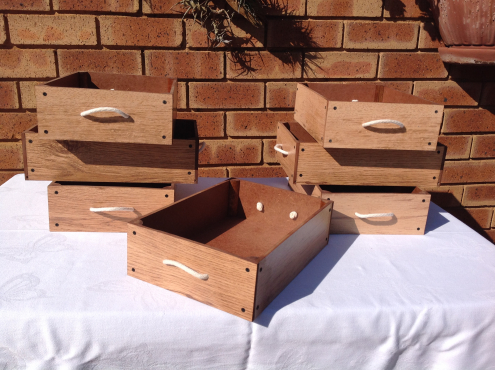 Wedding & Dining Decor Boxes