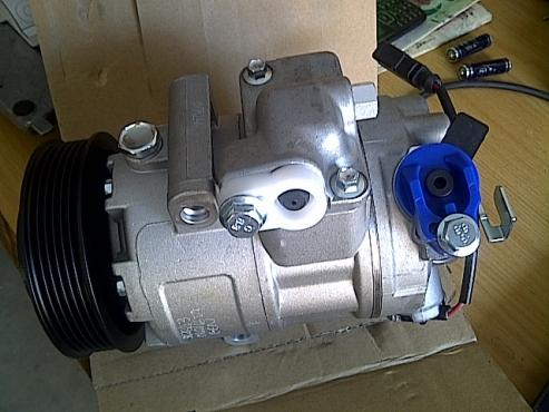 Golf 5, B/new Aircon Compressor