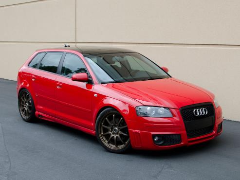 Audi A3 - Stripping