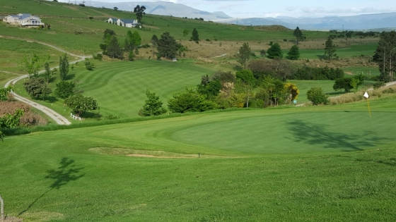 Katberg eco Golf Estate Stand