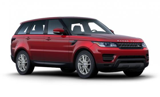 Range Rover - Stripp