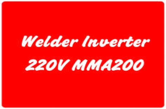 Welder Inverter