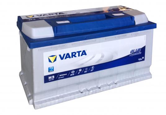 Varta H3 / 658 12v 100ah Car Battery - Maiden Electronics Battery Fitment