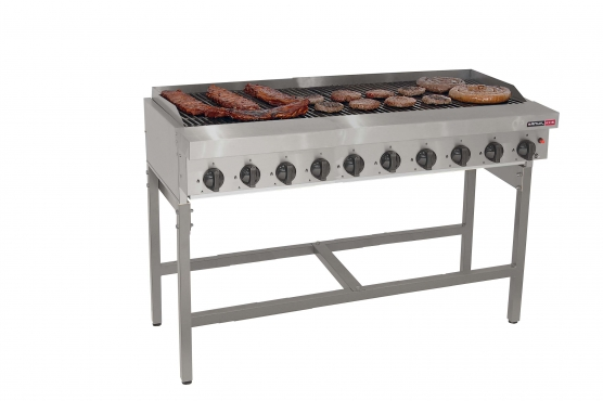 ANVIl GRILLS GAS NEW