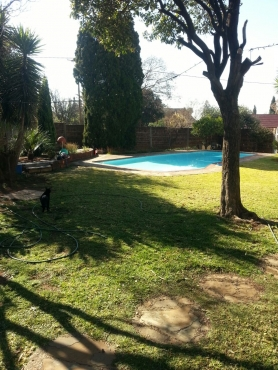 Albemarle: Lovely family home in boomed off area in Germiston