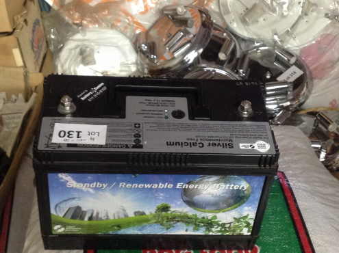Battery for truck or UPS/Inverter or alarm/electric fence