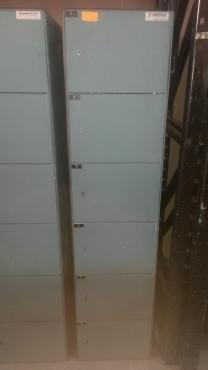 Austin Security 6 door locker