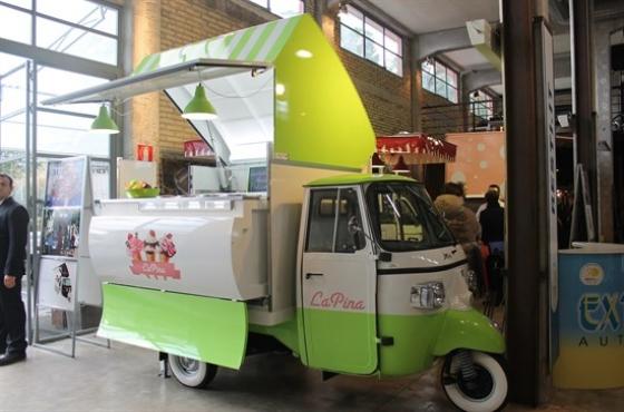 Mobile Coffee/Gelato/Ice Cream/Frozen Yogurt Tuk Tuk