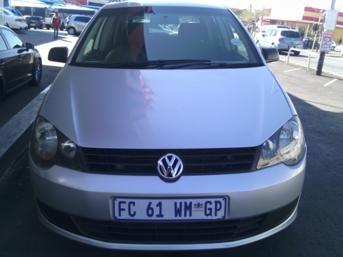 2011 VW Vivo Hatch 1.4 Engine Capacity, 5Doors, Factory A/C, C/D Player, Central Locking, Silver in