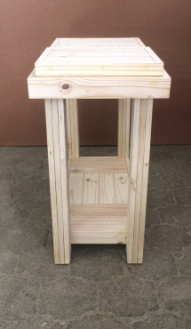 Butchers Block Farmhouse series 1150 Free standing 1 hump Raw
