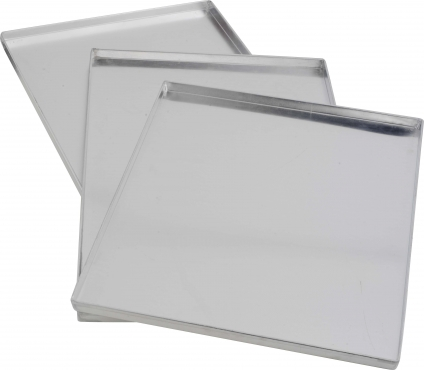 BAKING TRAYS ALUMINI