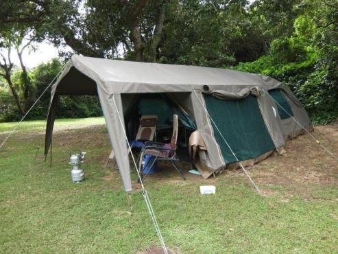 Safari Combo 5 Sleeper Tent