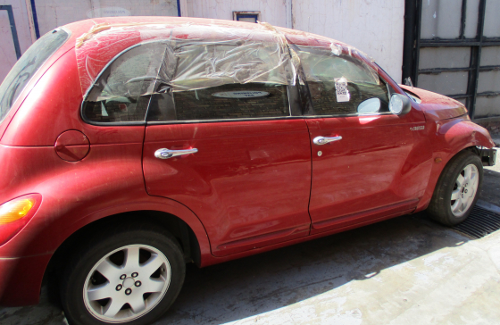 PT Cruiser Stripping for Parts