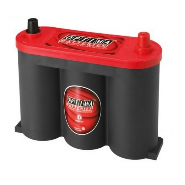 Optima Redtop 6v 50ah Battery - Maiden Electronics Battery Fitment Centre