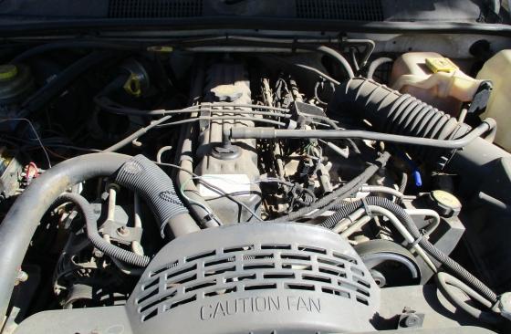 Jeep ZJ Grand Cherokee 4.0 Engine