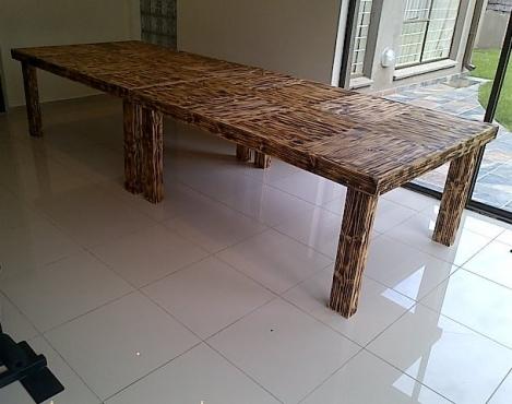 Patio table Kalahari series 3600