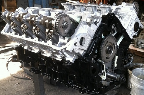 Jeep 4.7 Engine >> Jeep Grandcherokee 4 7l V8 Pistons And Conrods For Sale