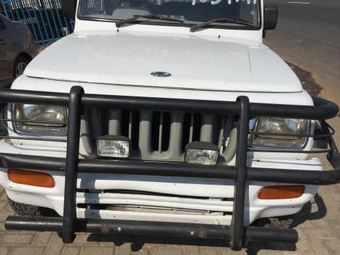 Mahindra Bolero Bakkie for Sale