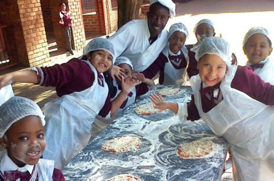 Arts & Crafts for schools and Junior Chef Hands-on Workshops.