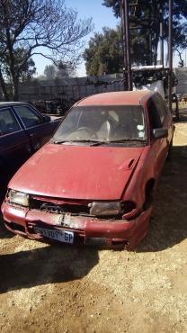 Opel kadet/astra sha