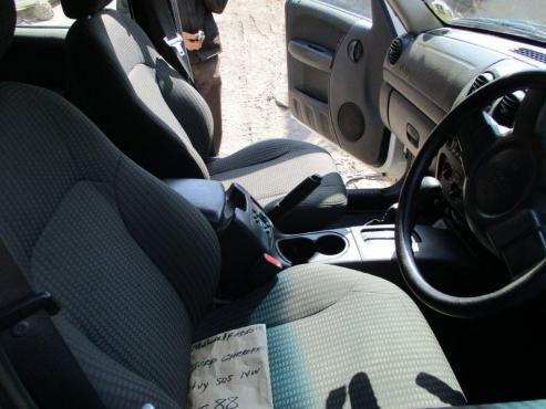 Jeep KJ Interior Parts