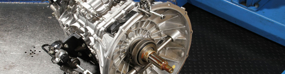 UD350 GEARBOX