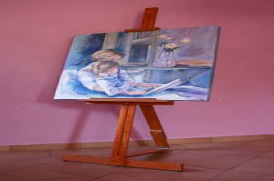 ARTIST EASEL - BRAND NEW - R700.00 EASELS