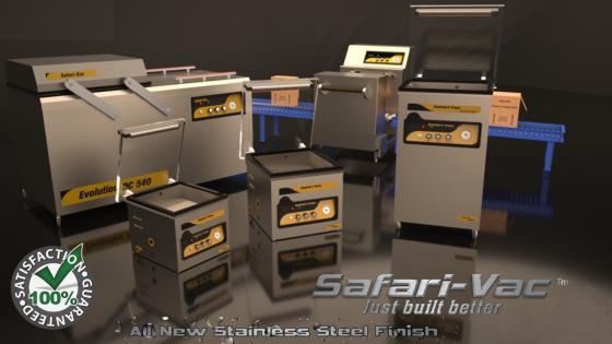 Vacuum Sealer - Safari-Vac™ Evolution® Made for you | Junk Mail