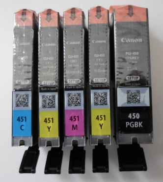 Generic Canon Inkjet Cartridges