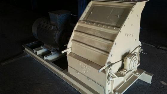 Hammer mill 65kva