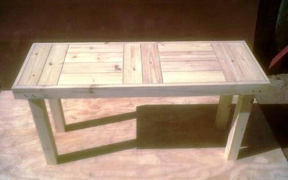 Sofa table Farmhouse series 1500