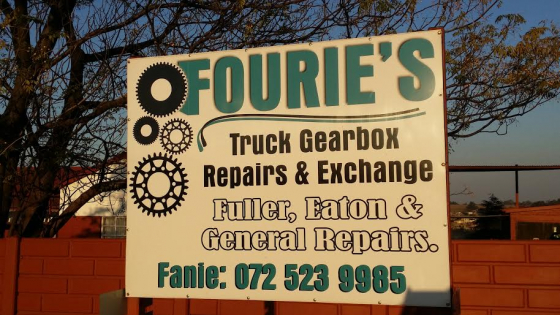 Truck Gearboxes and Diffs - Service/ Exchange