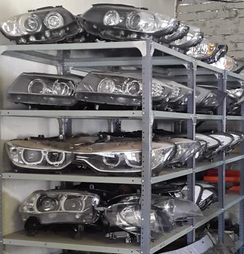 BMW Headlights E90 F
