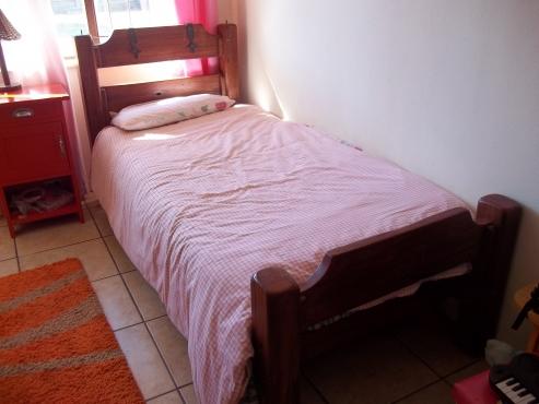 3 4 Sleeper Wood Beds For R2000 Each Bedroom Furniture